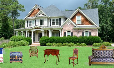 Stockton and San Joaquin Valley Estate Sales